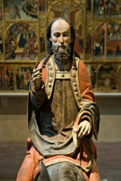 Cloisters Figure