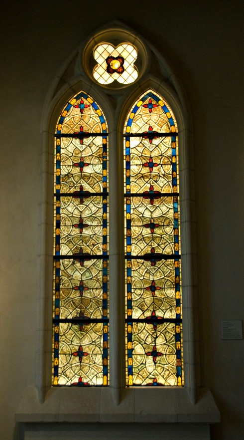 Stained Window